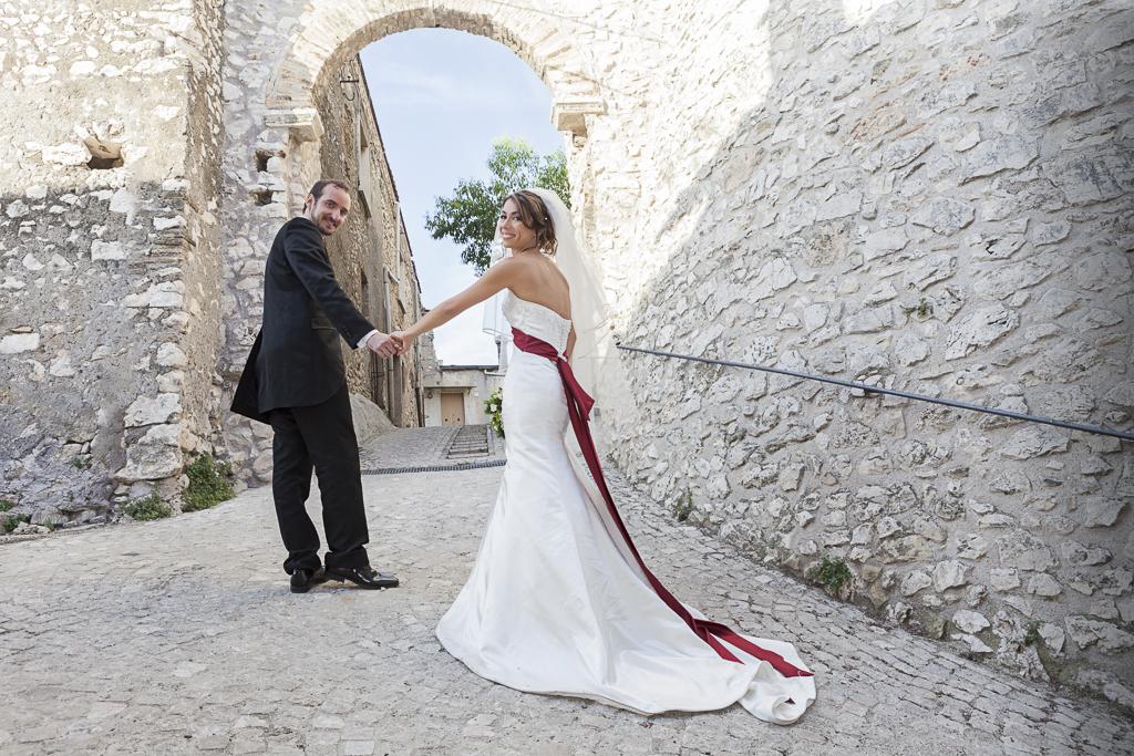 Matrimonio al castello di Sant'Angelo Romano